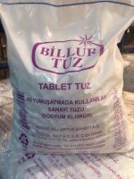 Соль таблетированная Billur Ту...